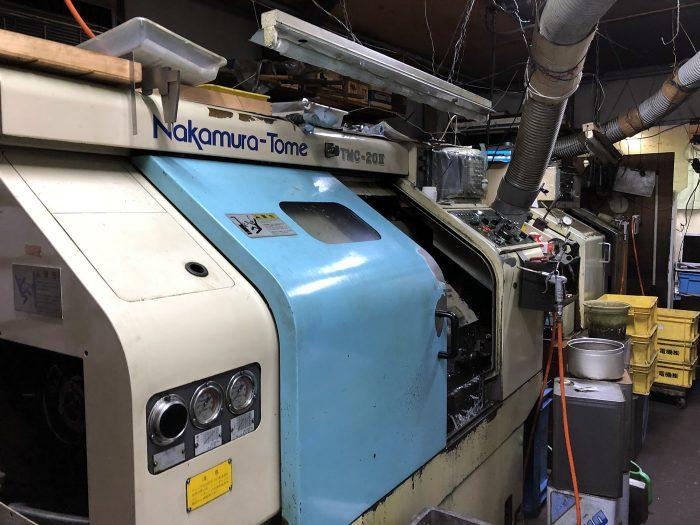 安藤製作所工場